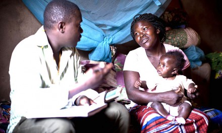 Nutrition and Malaria Control for Child Survival