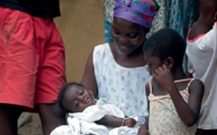 GHS, John Hopkins University project reduce child deaths