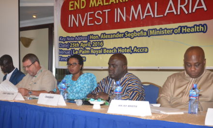 Health Ministry Holds Health Summit, Marks World Malaria Day
