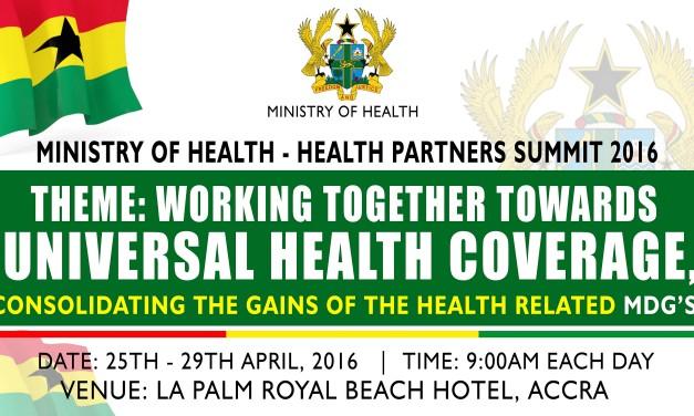 2016 Health Partners Summit