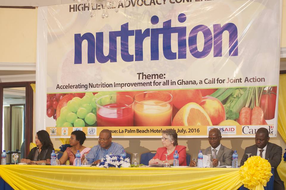 Ministry of Health launches National Malnutrition Policy