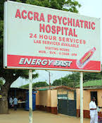 Govt to release GH¢1.6m to Accra Psychiatric Hospita
