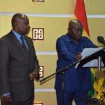 Hon. Kwaku Agyeman-Manu is New Health Minister Designate