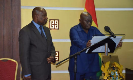 Hon. Kwaku Agyeman-Manu is New Health Minister Designate