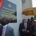 New Greater Accra Regional Hospital opens to public