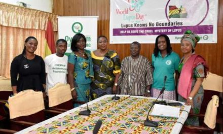 Ghana Commemorates World Lupus Day