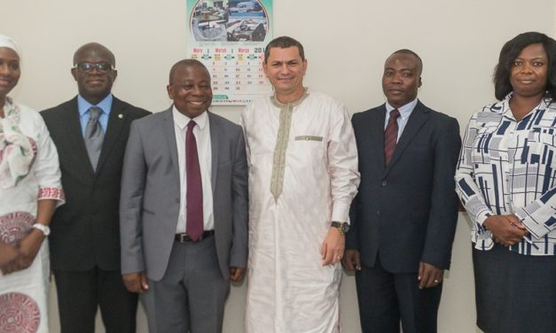 Ghana Renews Support to the West African Health Organization