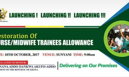 LAUNCHING OF RESTORATION OF NURSING ALLOWANCE
