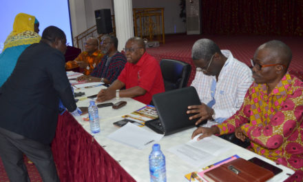 STAKEHOLDERS DISCUSS THE HEALTH SERVICE BILL