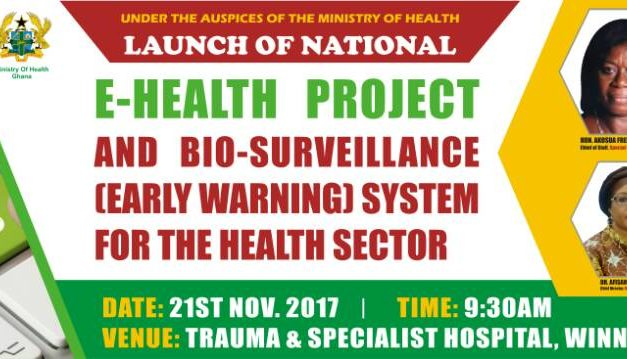 LAUNCH OF NATIONAL E-HEALTH PROJECT AND BIO-SURVEILLANCE (EARLY WARNING SYSTEM) FOR THE HEALTH SECTOR