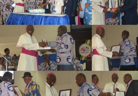 CHAG honours Minister and five former Ministers of Health