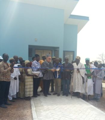 USAID & Government inaugurate four CHPS compounds