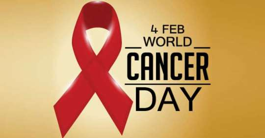 World Cancer Day falls on February 4