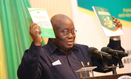 President launches Antimicrobial Resistance and National Action Plan Documents