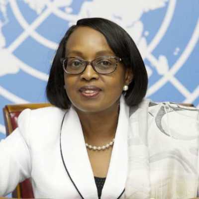 Strengthen Health System to achieve universal coverage - Dr Moeti