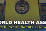71st World Health Assembly