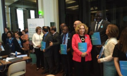 The Minister for Health leads Ghanaian delegation to the  71 WHA Meeting in Geneva