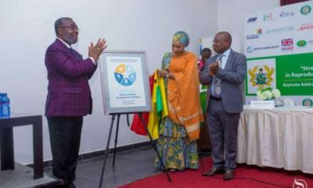 Ghana launches Framework for Early Childhood Development