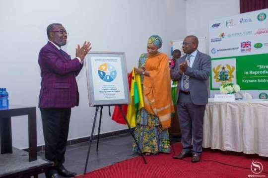 Ghana launches Framework for Early Childhood Development