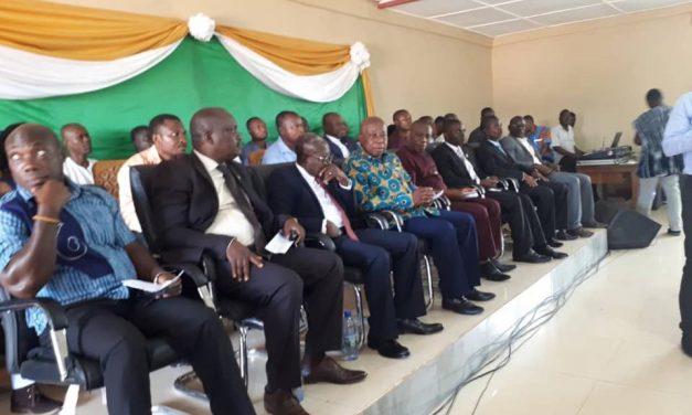 Kintampo COH admits 2018 Sandwich Programme trainees