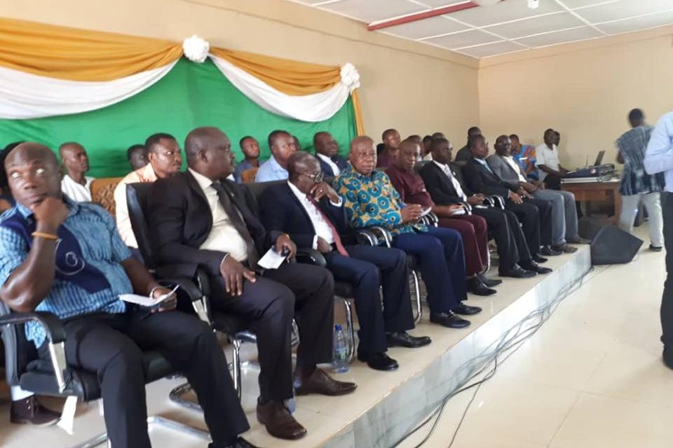Kintampo COH admits 2018 Sandwich Programme trainees