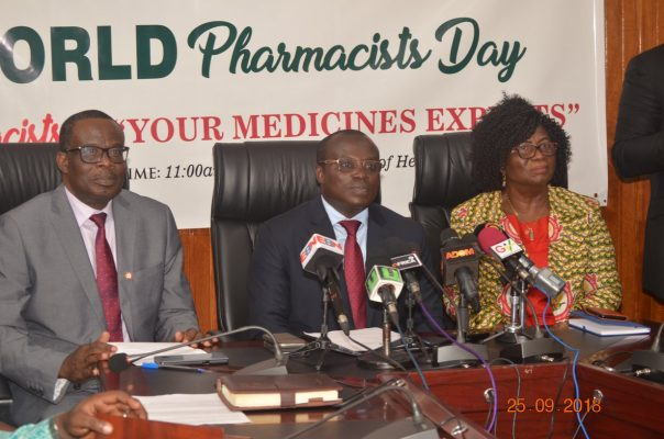 Ghana Celebrates World Pharmacists Day