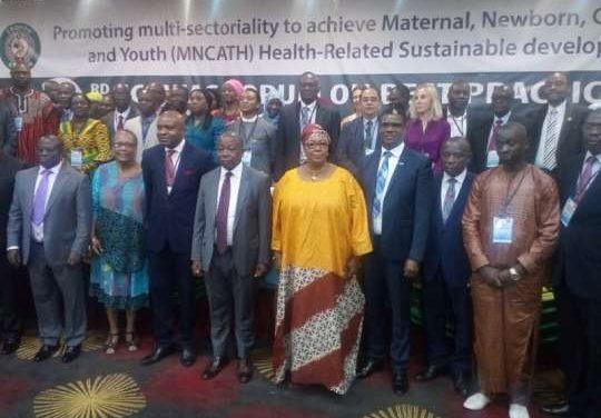 The 3rd ECOWAS Best Practices Forum in Health Opens in Accra