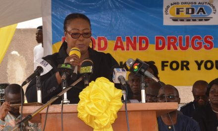 Deputy Minister for Health Commissions FDA Mini Lab