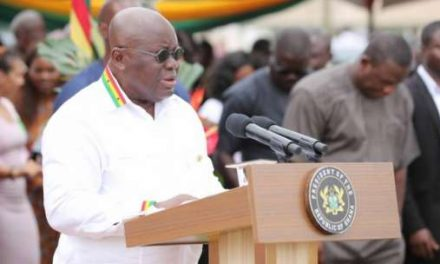 Time to reverse rising trend of new HIV infection is now-Prez. Akufo-Addo