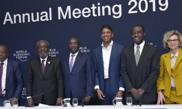 MOH & Novartis sign MOU on treatment of Sickle Cell Disease at World Economic Forum, 2019