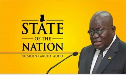 State of the Nation Address (SONA) 2019 on Health – President Akufo-Addo