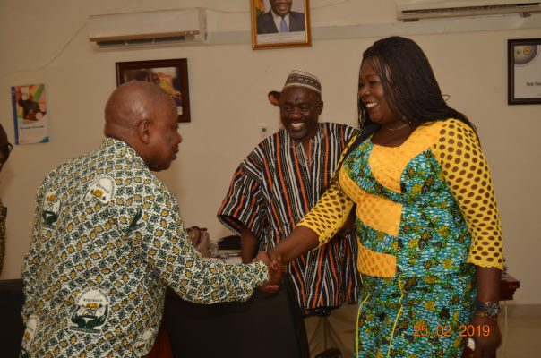 Health Minister Tours Upper East and Northern Regions