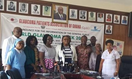 2019 World Glaucoma Week Launched