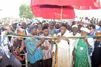Phase II of Tamale Teaching Hospital Commissioned