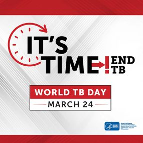WORLD TB DAY – 2019