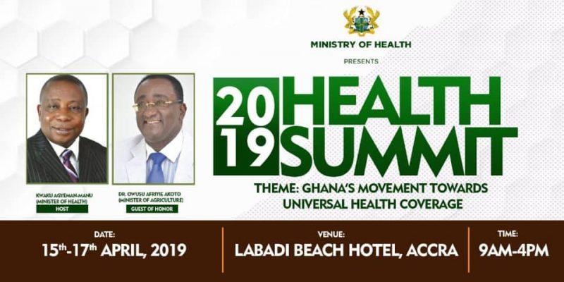 HEALTH SUMMIT 2019