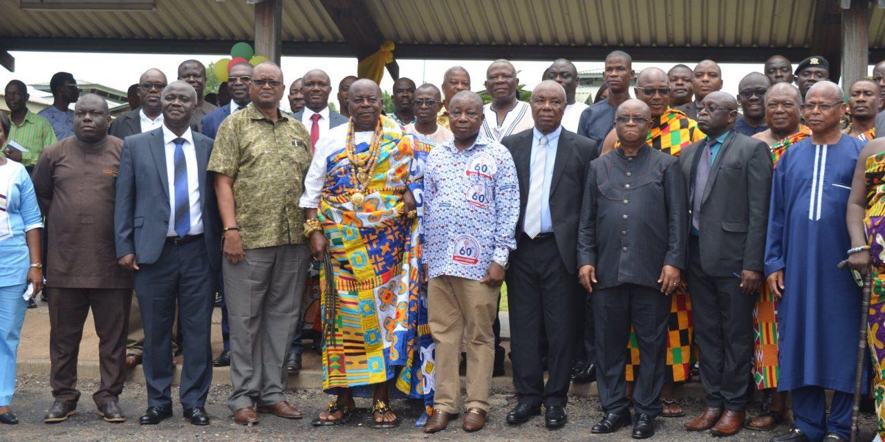 Volta Regional Hospital now Ho Teaching Hospital