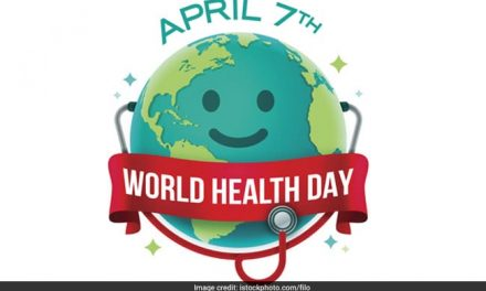 COMMEMORATION OF 2019 WORLD HEALTH DAY – 8TH APRIL