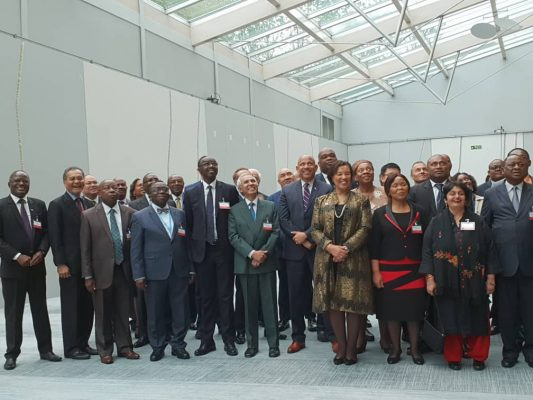 Commonwealth Health Ministers met at World Health Assembly