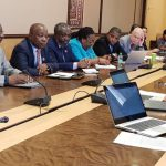 GHANA HOLDS BILATERAL MEETING WITH SDG – GLOBAL ACTION PLAN TEAM