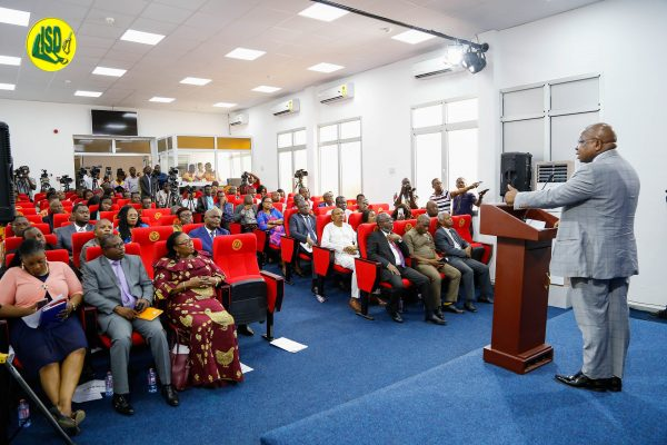 Meet the Press - MOH re-strategises to attain Universal Health Coverage