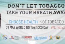 Photo of World No Tobacco Day, 31 May 2017