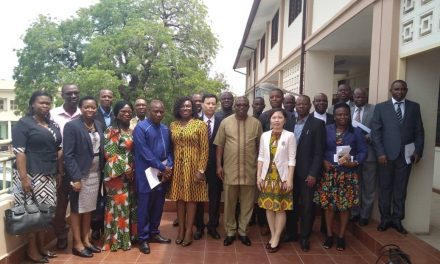 Deputy Minister inaugurates Ministerial Steering Committee  on Maternal and Child Health