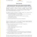 Press Release: Detection of Poliovirus Type 2