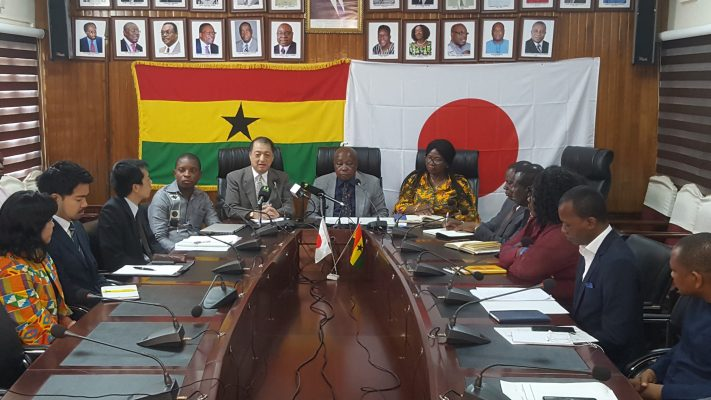 Ghana and Japan sign Memorandum of Cooperation for health support