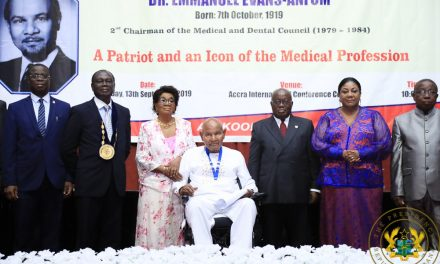Accept postings to all parts of Ghana – Prez advises new doctors