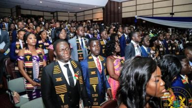 Photo of Accept postings to all parts of Ghana – Prez advises new doctors