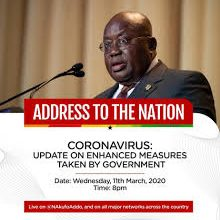 "Photo of ""$100 Million Provided To Enhance Coronavirus Preparedness And Response Plan"" – President Akufo-Addo"