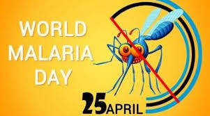 Photo of World Malaria Day – 25th April 2020