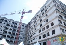 "Photo of ""44-Year-Old Kath Maternity And Children's Block Will Be Completed In 36 Months"" – President Akufo-Addo"